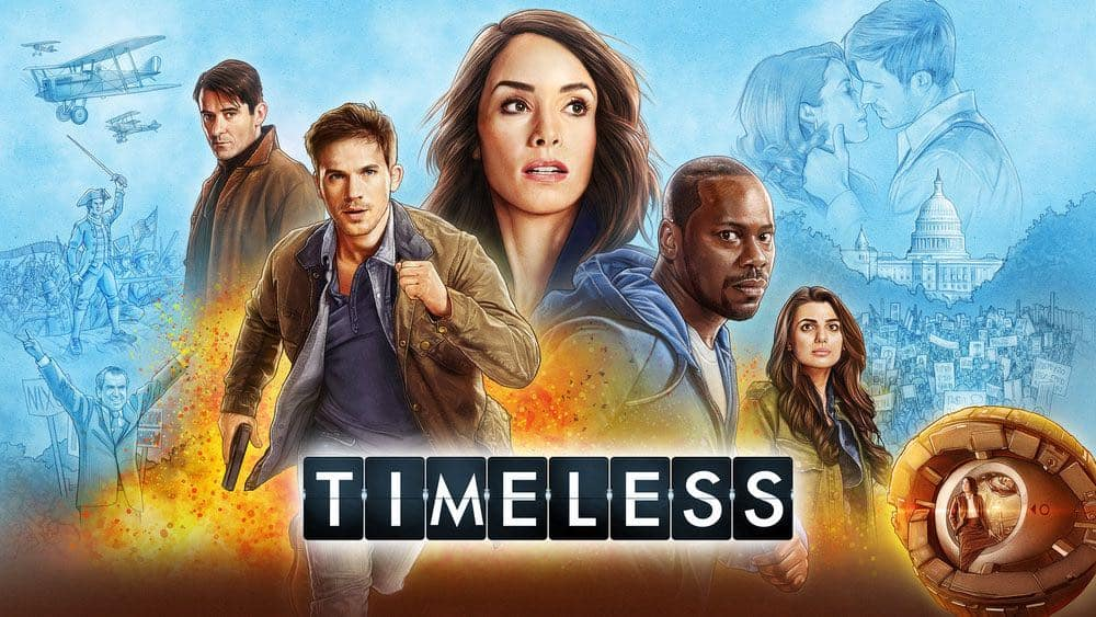 Timeless Poster Key Art Season 26