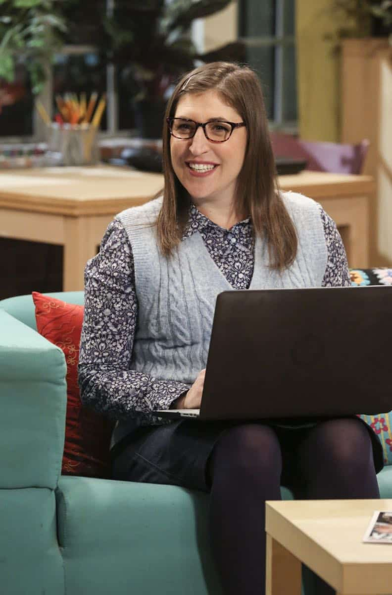 The Big Bang Theory Episode 17 Season 11 The Athenaeum Allocation 08