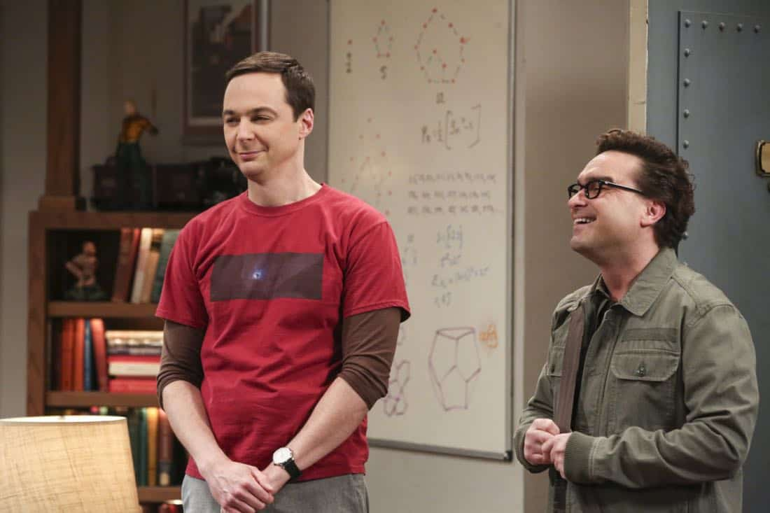 The Big Bang Theory Episode 17 Season 11 The Athenaeum Allocation 09