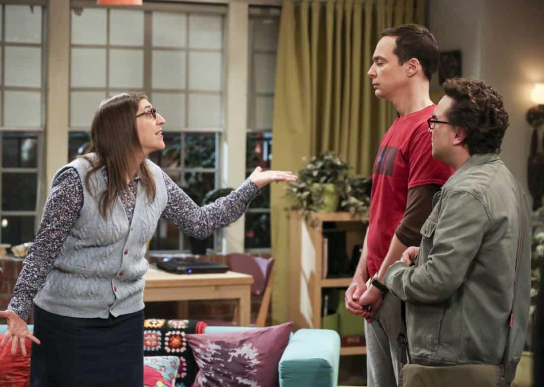 The Big Bang Theory Episode 17 Season 11 The Athenaeum Allocation 10