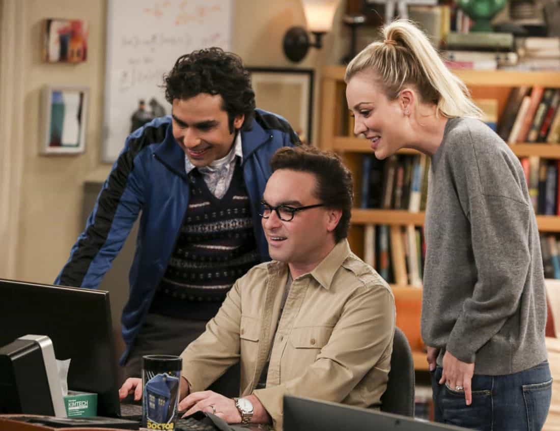 The Big Bang Theory Episode 17 Season 11 The Athenaeum Allocation 01