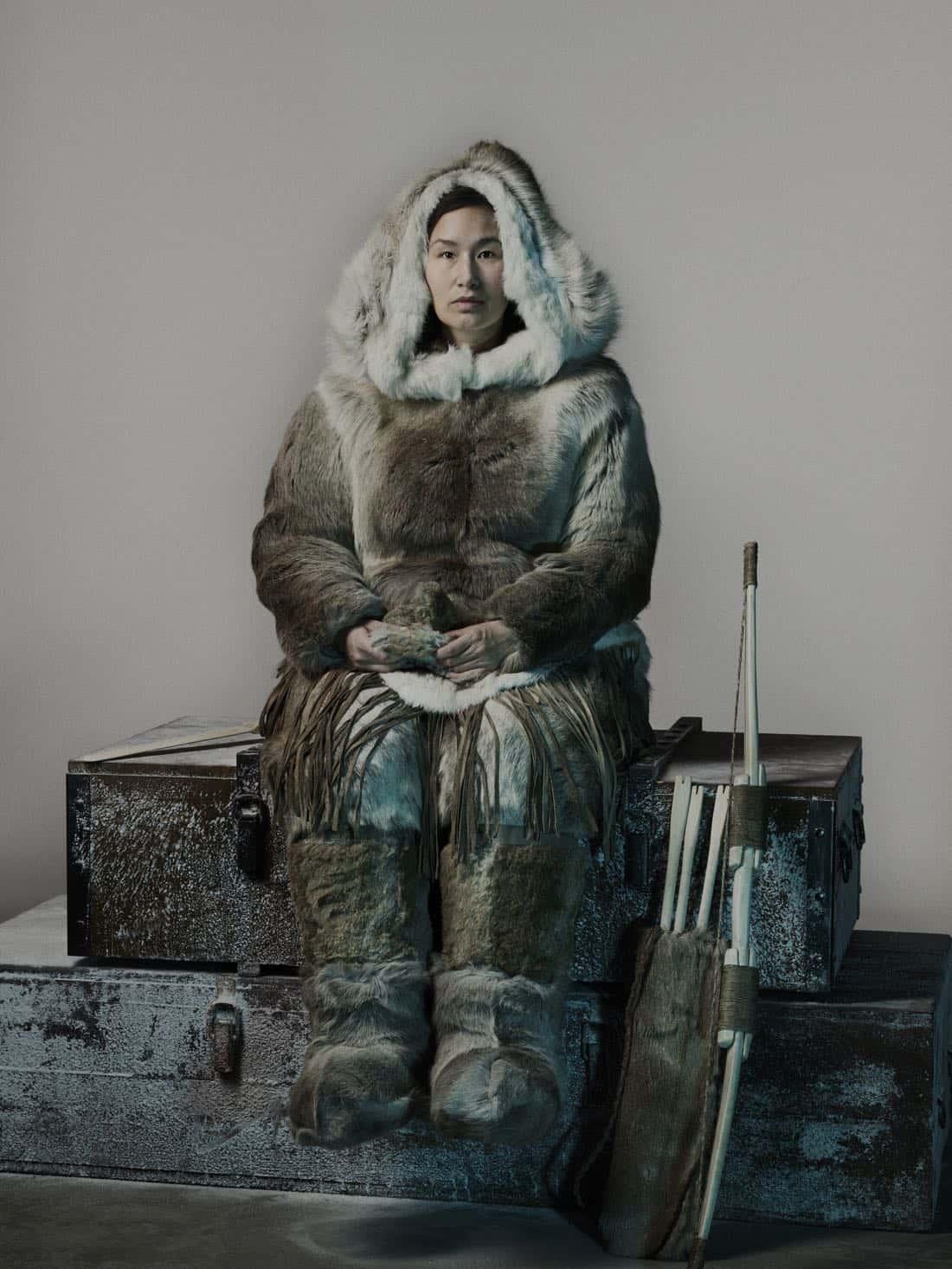 Greta Scacchi as Lady Jane Franklin- The Terror _ Season 1, Gallery - Photo Credit: Nadav Kander/AMC