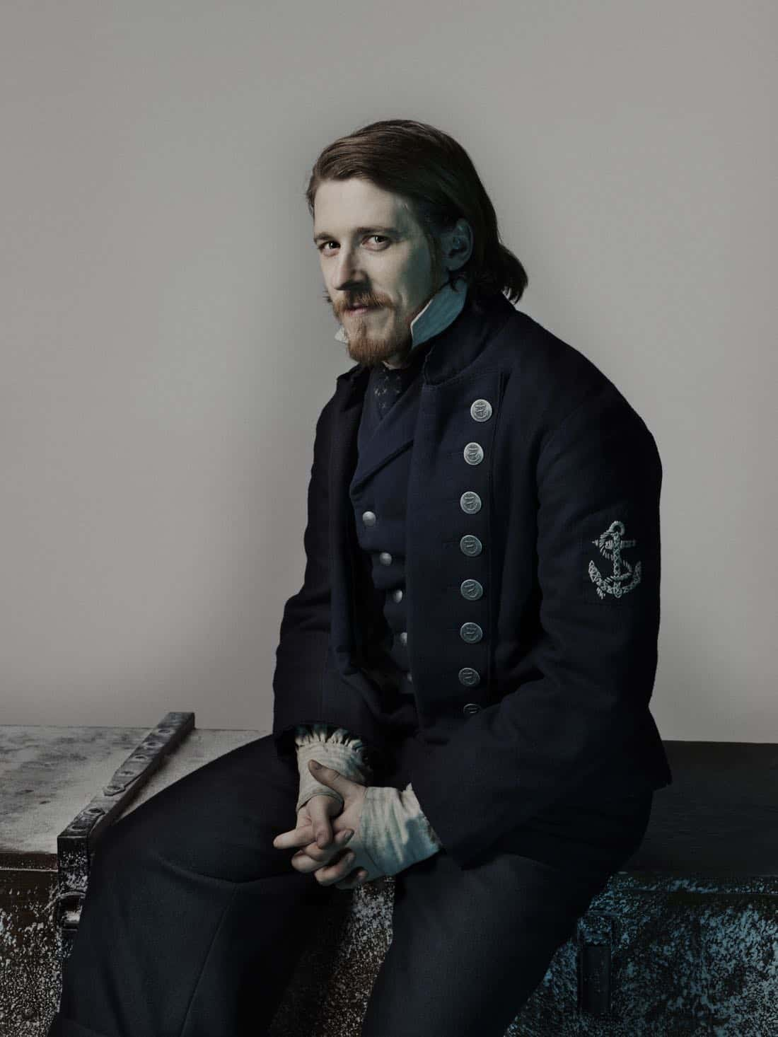 Adam Nagaitis as Cornelius Hickey- The Terror _ Season 1, Gallery - Photo Credit: Nadav Kander/AMC