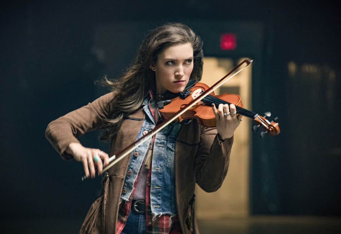 """The Flash -- """"Subject 9"""" -- Image Number: FLA414b_0268b.jpg -- Pictured: Miranda MacDougall as Izzy -- Photo: Jack Rowand/The CW -- © 2018 The CW Network, LLC. All rights reserved"""