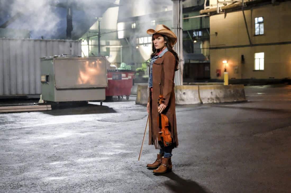 The Flash Episode 14 Season 4 Subject 9 2