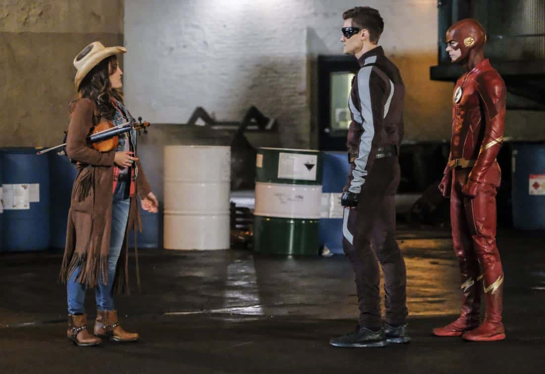 The Flash Episode 14 Season 4 Subject 9 3