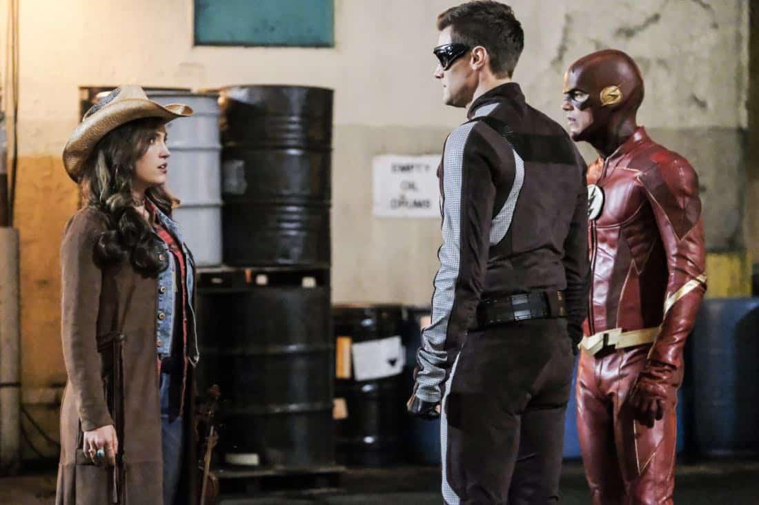 The Flash Episode 14 Season 4 Subject 9 4