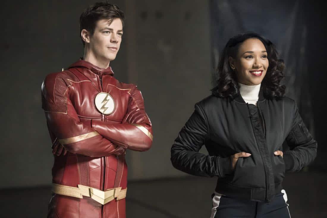 The Flash Episode 14 Season 4 Subject 9 7