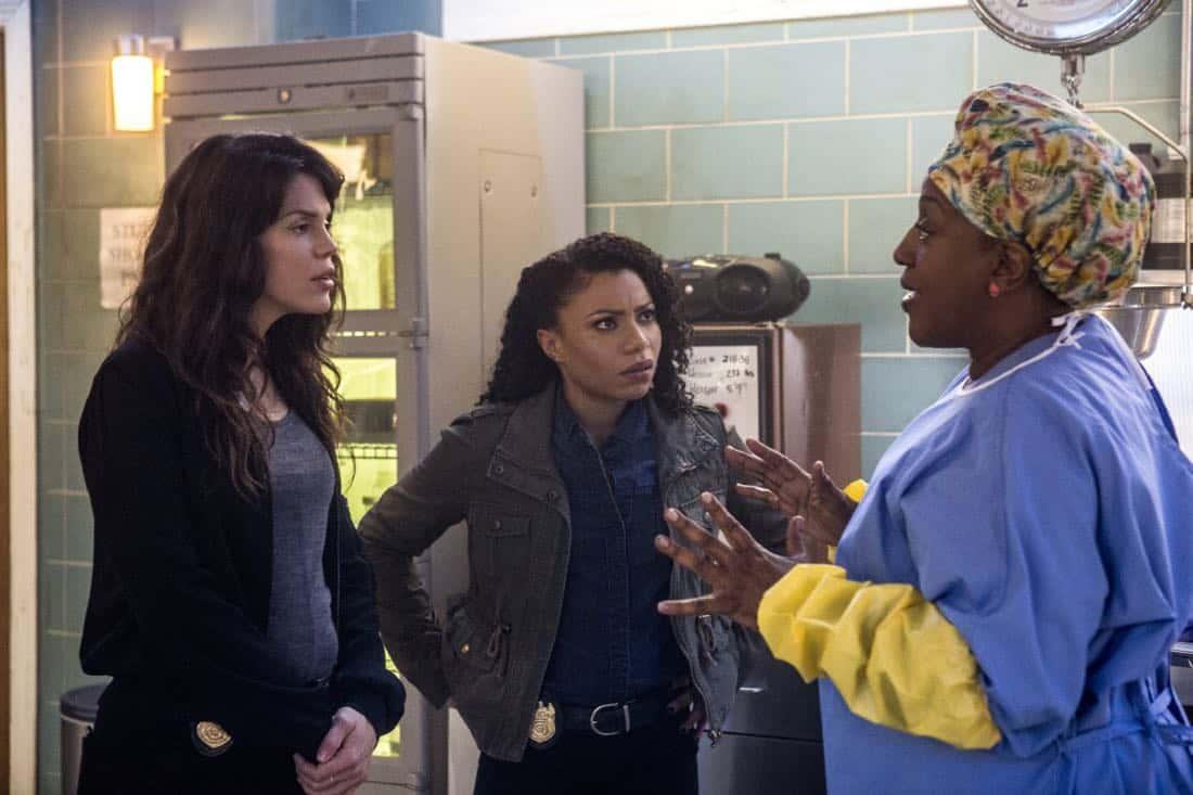 NCIS New Orleans Episode 16 Season 4 Empathy 8