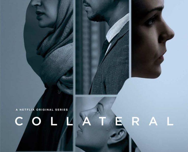 COLLATERAL Season 1 Poster Key Art
