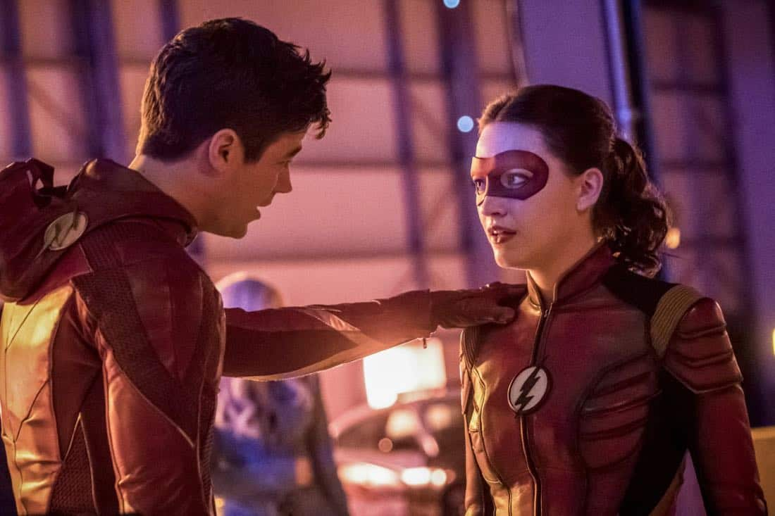 The Flash Episode 15 Season 4 Enter Flashtime 04