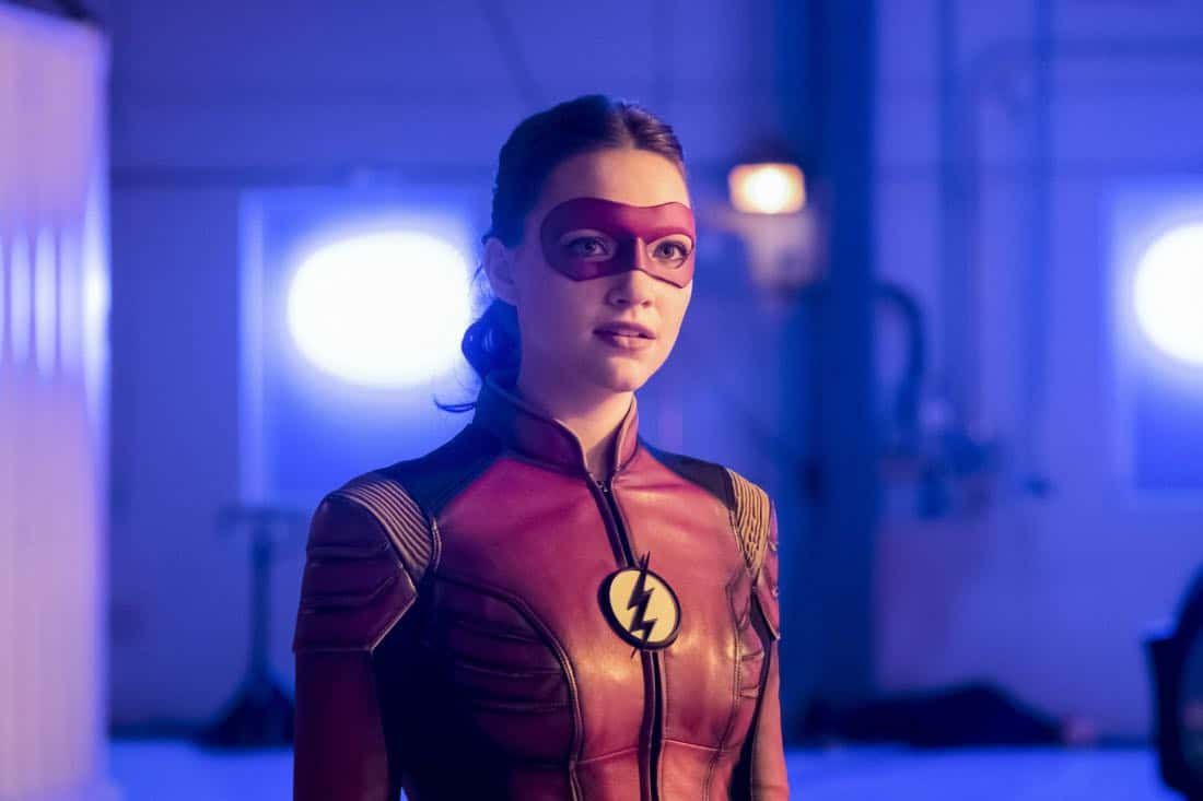 The Flash Episode 15 Season 4 Enter Flashtime 06