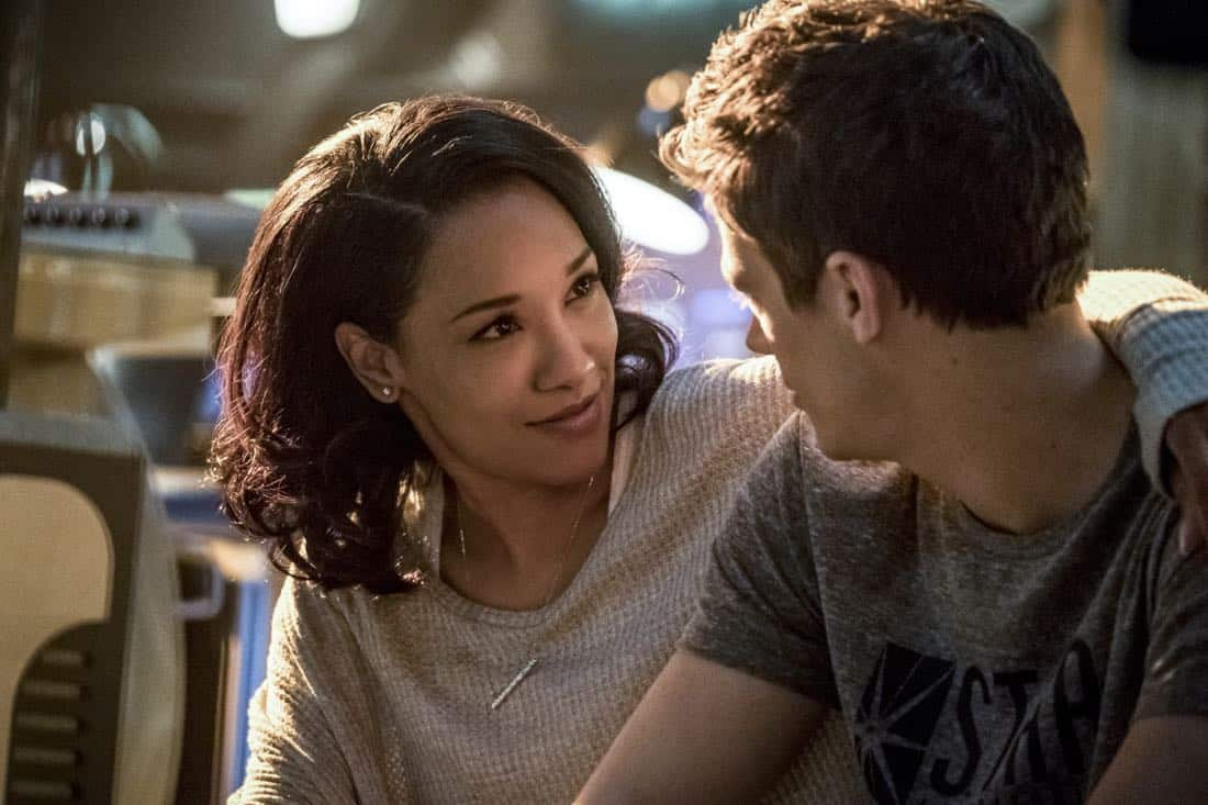 The Flash Episode 15 Season 4 Enter Flashtime 09