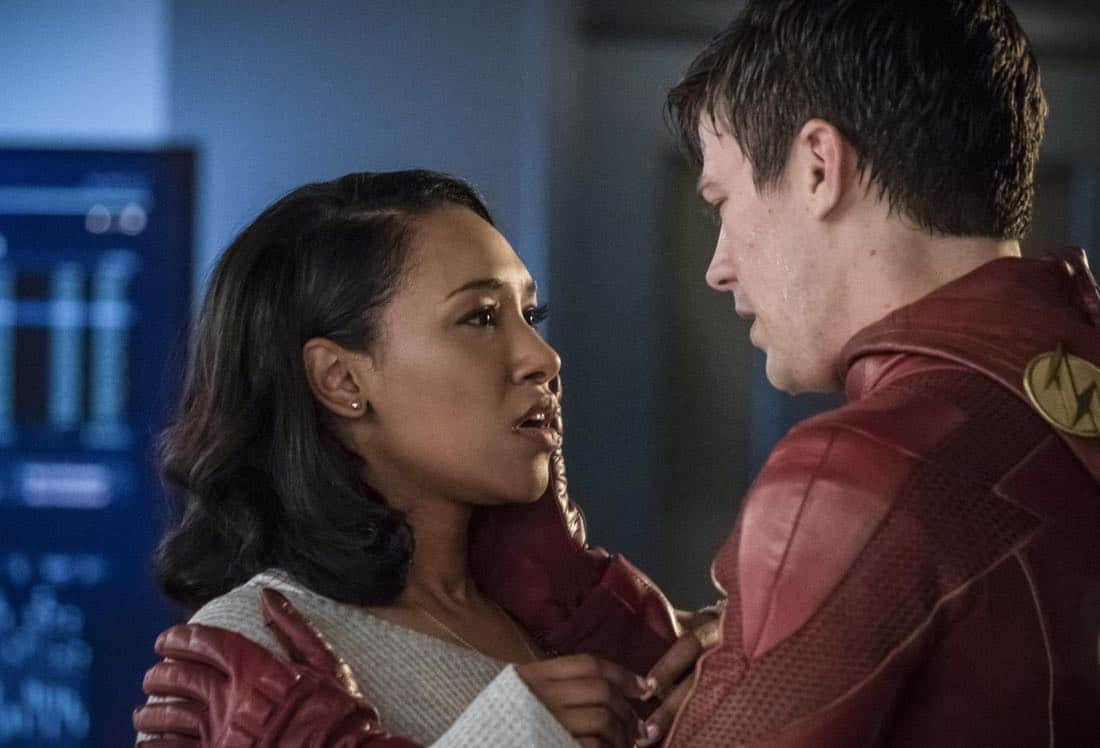 The Flash Episode 15 Season 4 Enter Flashtime 12