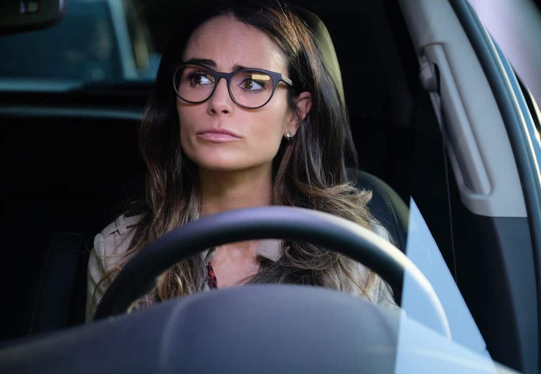 """LETHAL WEAPON: Jordana Brewster in the """"Odd Couple"""" episode of LETHAL WEAPON airing Tuesday, FEb. 27 (8:00-9:00 PM ET/PT) on FOX. ©2018 Fox Broadcasting Co. CR: Darren Michaels/FOX"""