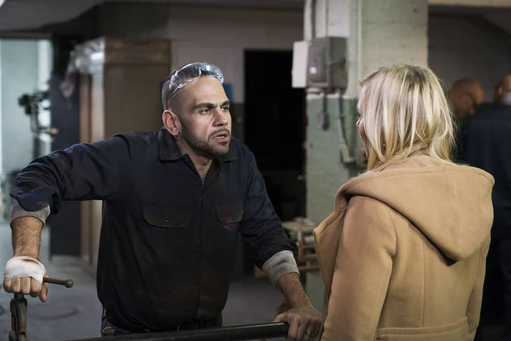"LAW & ORDER: SPECIAL VICTIMS UNIT -- ""Chasing Demons"" Episode 1914 -- Pictured: Dominic Colon as Felix Ramos -- (Photo by: Michael Parmelee/NBC)"