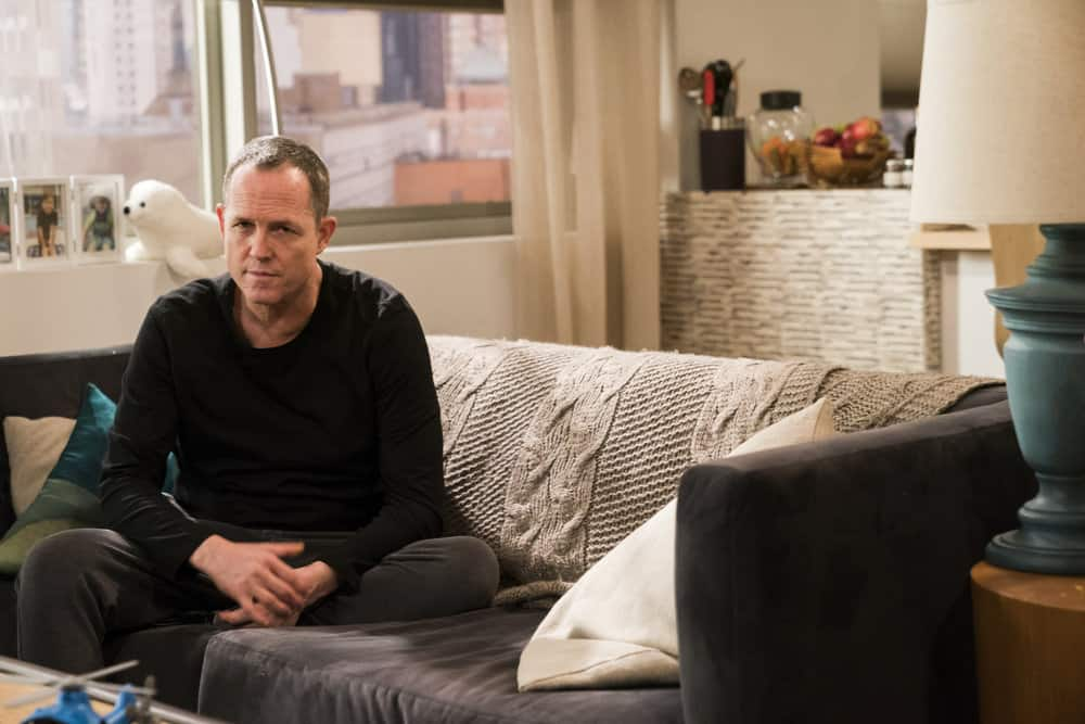 "LAW & ORDER: SPECIAL VICTIMS UNIT -- ""Chasing Demons"" Episode 1914 -- Pictured: Dean Winters as Brian Cassidy -- (Photo by: Michael Parmelee/NBC)"