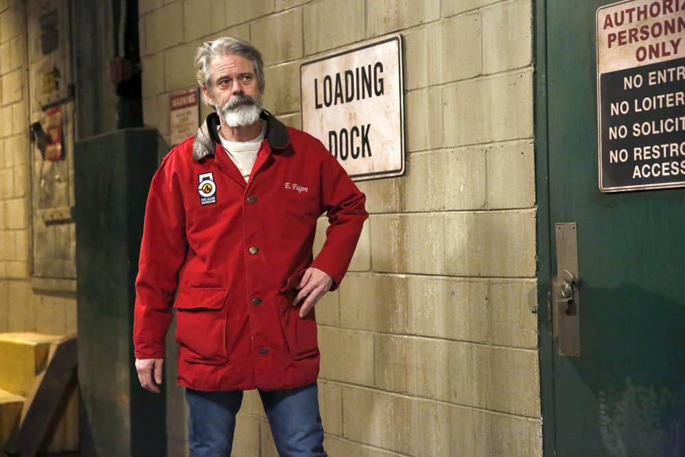 "THE BLACKLIST -- ""Pattie Sue Edwards (#68)"" Episode 515 -- Pictured: C. Thomas Howell as Earl Fagen -- (Photo by: Will Hart/NBC)"