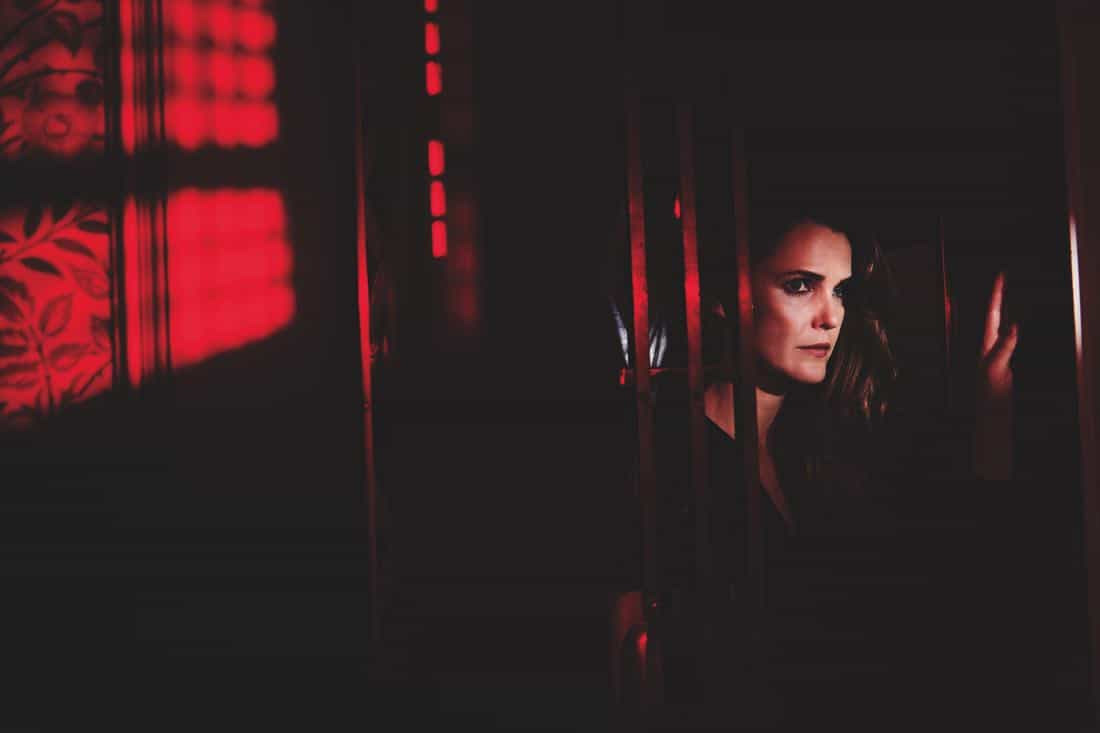 THE AMERICANS -- Pictured: Keri Russell as Elizabeth Jennings. CR: Pari Dukovic/FX