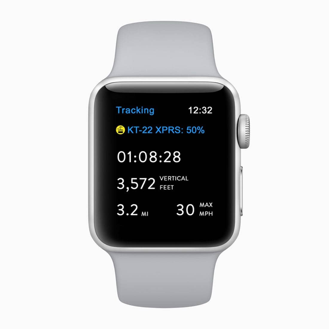 Apple Watch Series 3 tracking 20282018