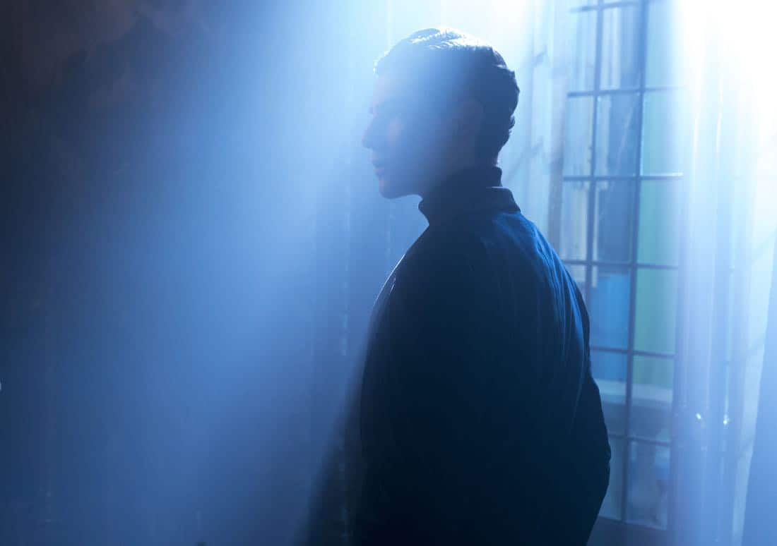 "GOTHAM: David Mazouz in the ""A Dark Knight: A Beautiful Darkness"" episode of GOTHAM airing Thursday, March 8 (8:00-9:00 PM ET/PT) on FOX.  ©2018 Fox Broadcasting Co. Cr: David Giesbrecht/FOX"