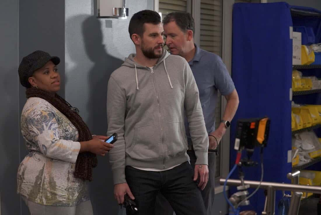 Greys Anatomy Episode 14 Season 14 Games People Play 10