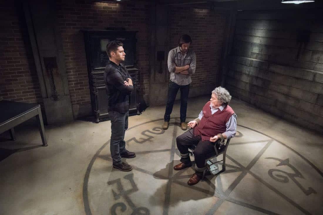 Supernatural Episode 14 Season 13 Good Intentions 09