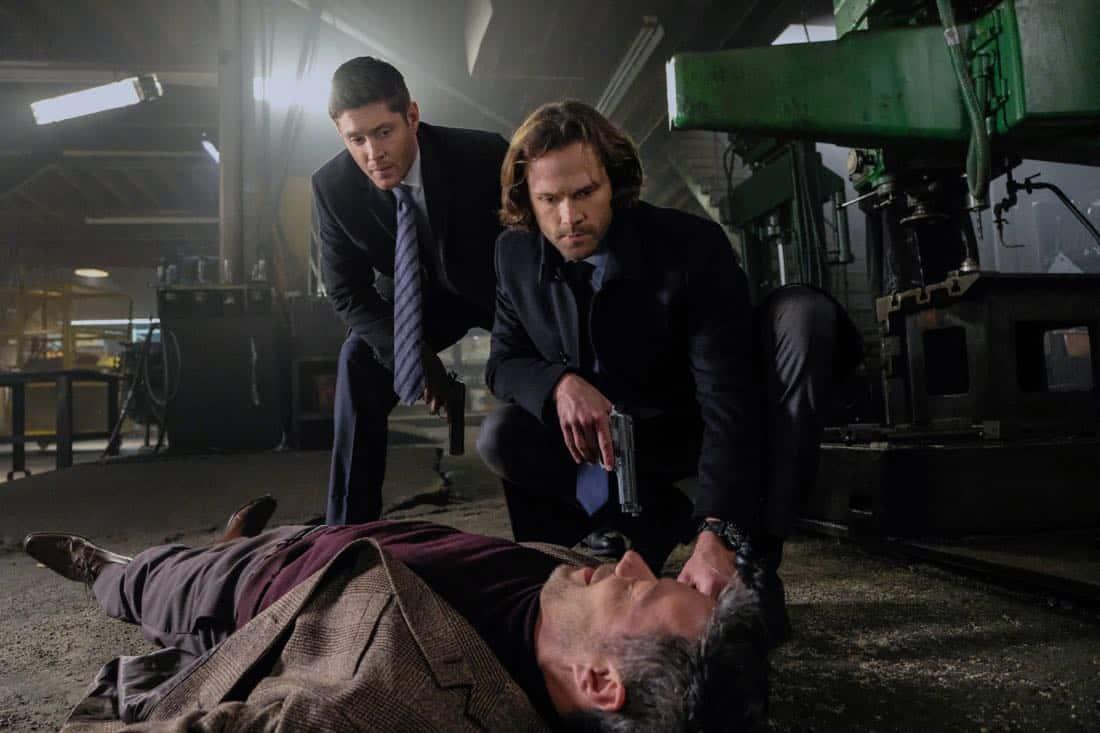 Supernatural Episode 15 Season 13 A Most Holy Man 13