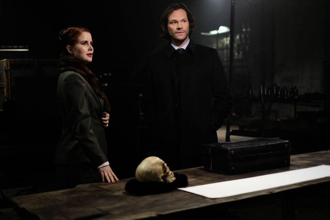 Supernatural Episode 15 Season 13 A Most Holy Man 07