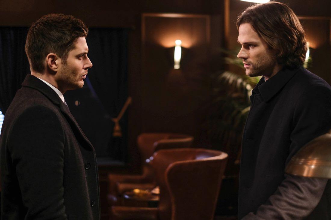 Supernatural Episode 15 Season 13 A Most Holy Man 11