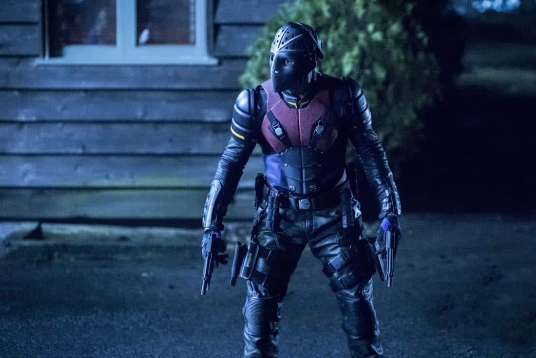 Arrow Episode 14 Season 6 ARROW Season 6 Episode 14 Photos Collision Course 16