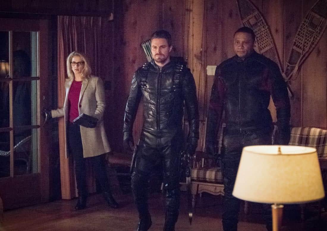 Arrow Episode 14 Season 6 ARROW Season 6 Episode 14 Photos Collision Course 01