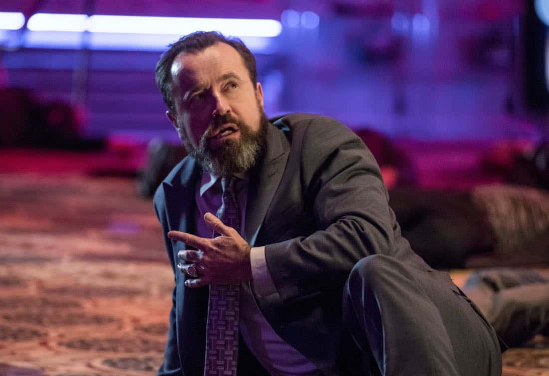 "Arrow -- ""Doppelganger"" -- Image Number: ARR615a_0322.jpg -- Pictured: David Nykl as Anatoly Knyazev -- Photo: Jack Rowand/The CW -- © 2018 The CW Network, LLC. All rights reserved."