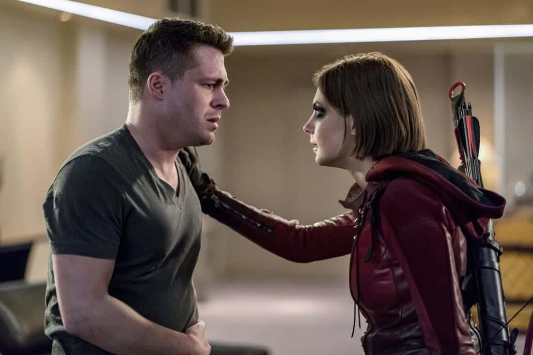 Arrow Episode 15 Season 6 Doppleganger 14