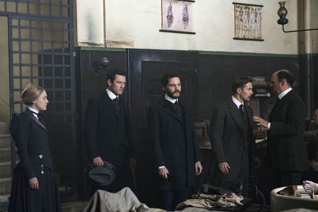 The Alienist Episode 7 Season 1 Many Sainted Men 01