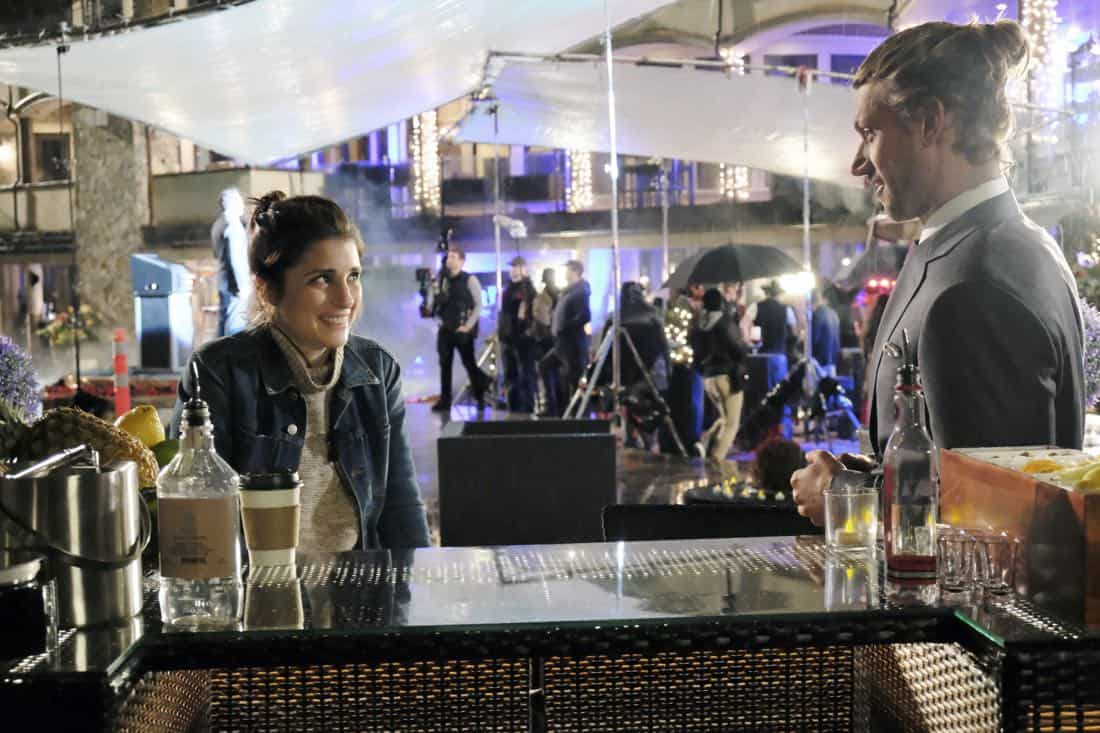 UnREAL */ (L to R) Shiri Appleby and Adam Demos star in Season 3 of Lifetime's hit drama UnREAL, airing Monday, March 5, 2018 at 10pm ET/PT. Photo by Bettina Strauss Copyright 2018