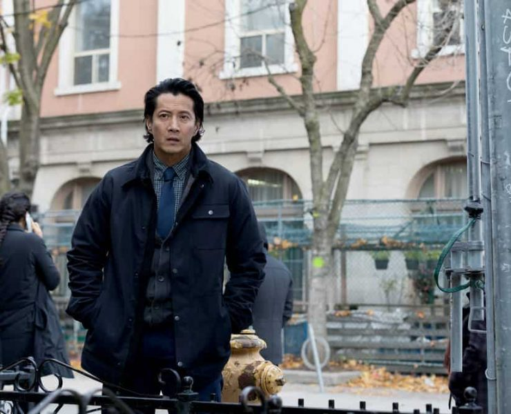 "FALLING WATER -- ""Risk Assessment"" Episode 209 -- Pictured: Will Yun Lee as Taka -- (Photo by: Iden Ford/USA Network)"