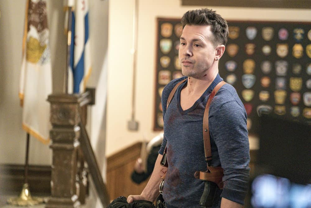 "CHICAGO P.D. -- ""Profiles"" Episode 516 -- Pictured: Jon Seda as Antonio Dawson -- (Photo by: Matt Dinerstein/NBC)"