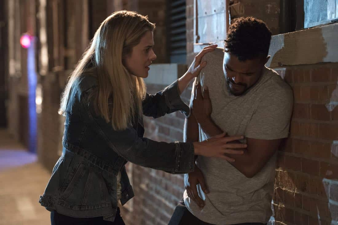 Rachael Taylor and Eka Darville Marvel's Jessica Jones Season 2 | Photo Credit : David Giesbrecht/Netflix