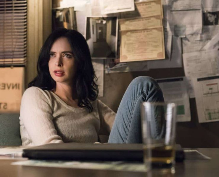 Krysten Ritter Marvel's Jessica Jones Season 2 | Photo Credit : David Giesbrecht/Netflix