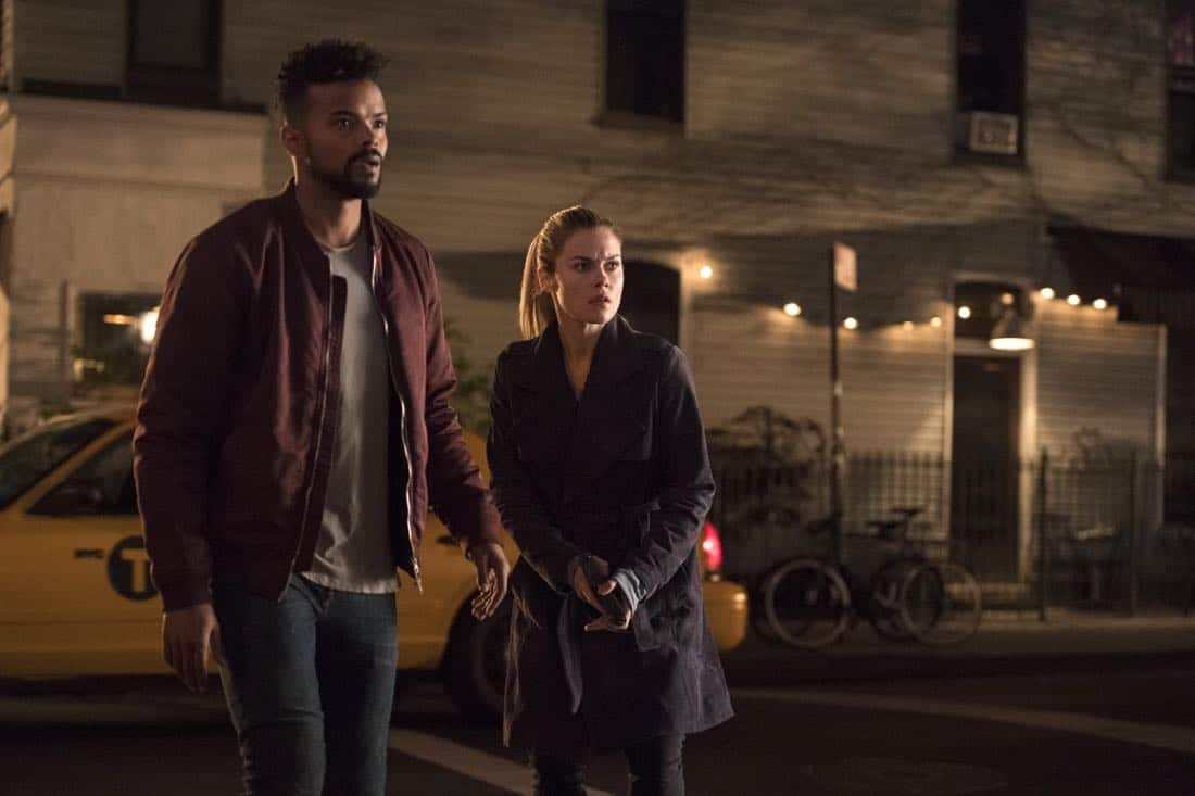 Eka Darville and Rachael Taylor Marvel's Jessica Jones Season 2 | Photo Credit : David Giesbrecht/Netflix