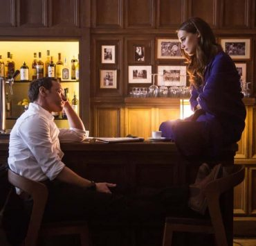 Submergence-Movie-James McAvoy, Alicia Vikander