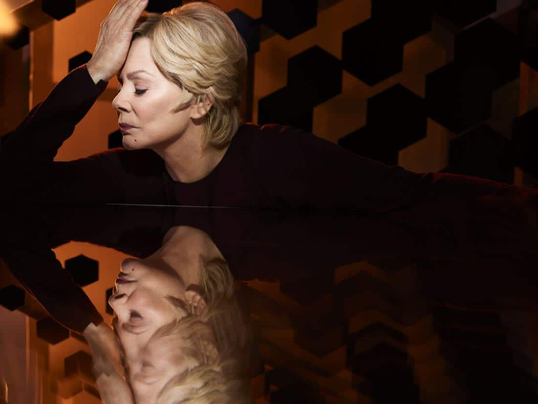 LEGION -- Pictured: Jean Smart as Melanie Bird. CR: Matthias Clamer/FX