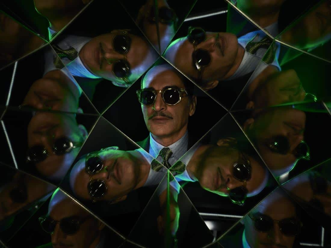 LEGION --  Pictured: Navid Negahban as Amahl Farouk. CR: Matthias Clamer/FX