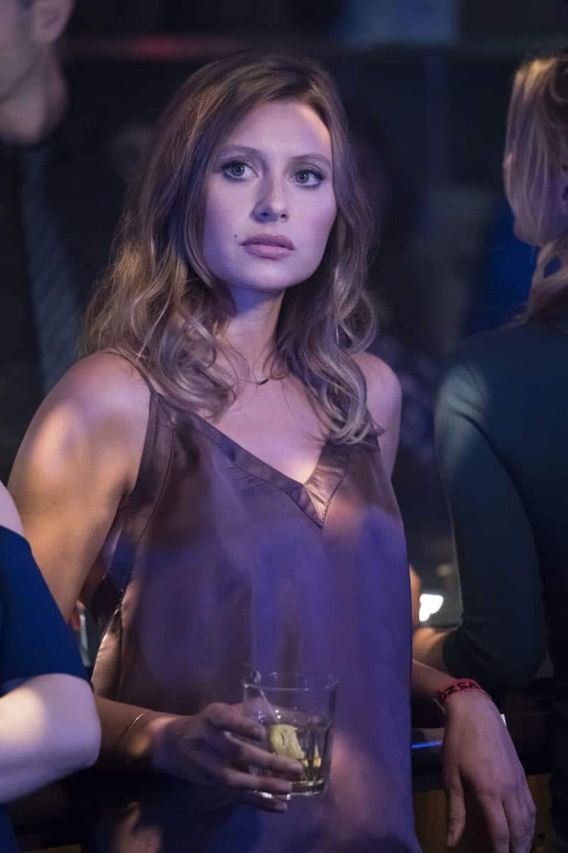 "iZombie -- ""Brainless in Seattle, Part 1"" -- Image Number: ZMB403b_0183.jpg -- Pictured: Aly Michalka as Peyton -- Photo: Michael Courtney/The CW -- © 2018 The CW Network, LLC. All Rights Reserved."