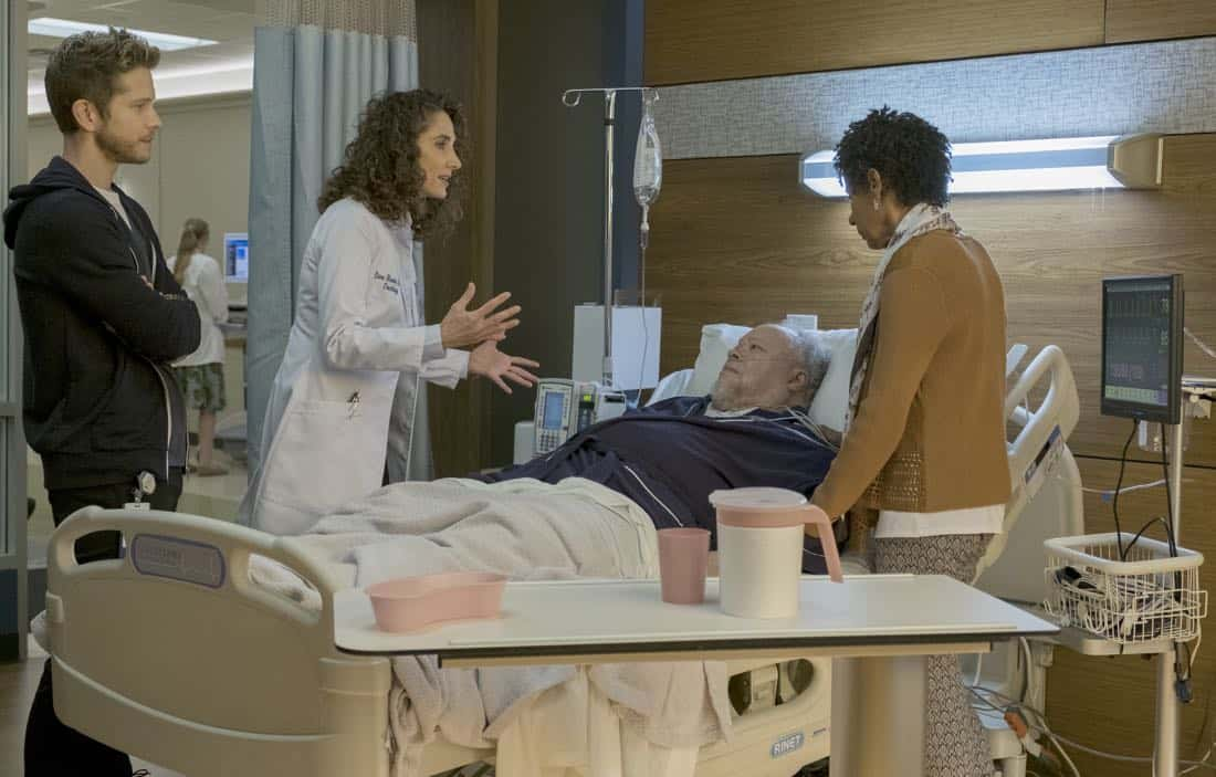 The Resident Episode 7 Season 1 The Elopement 05
