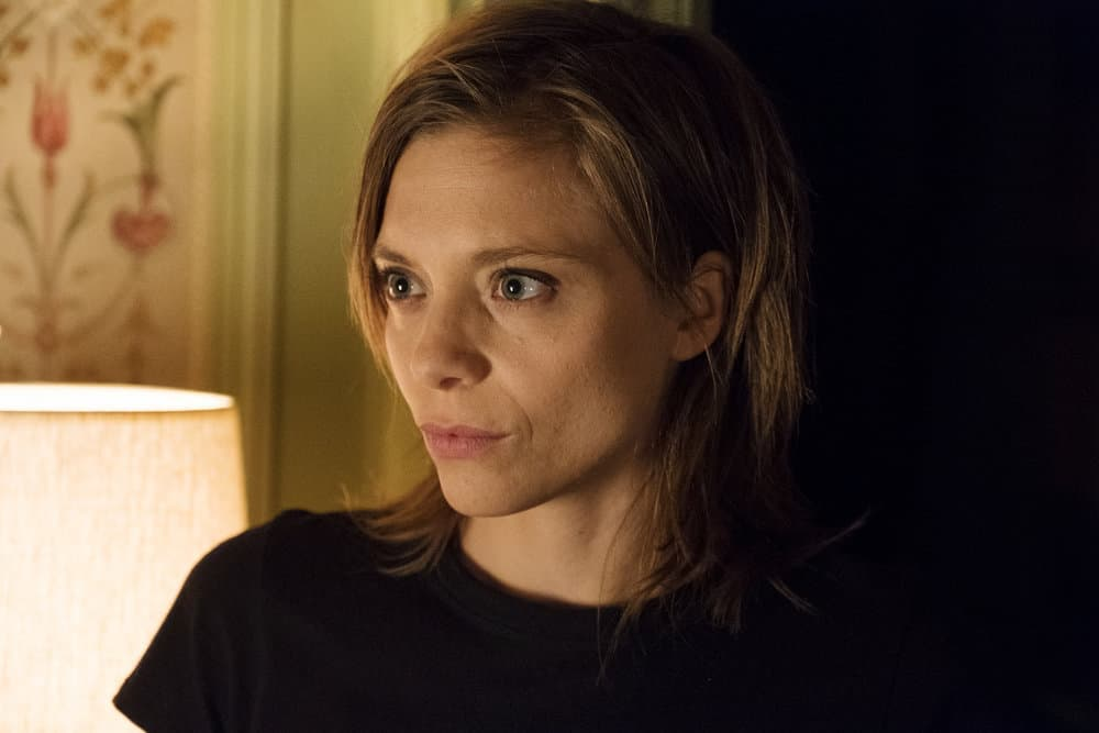 "FALLING WATER -- ""The Art of the Deal"" Episode 210 -- Pictured: Lizzie Brochere as Tess -- (Photo by: Christos Kalohoridis/USA Network)"