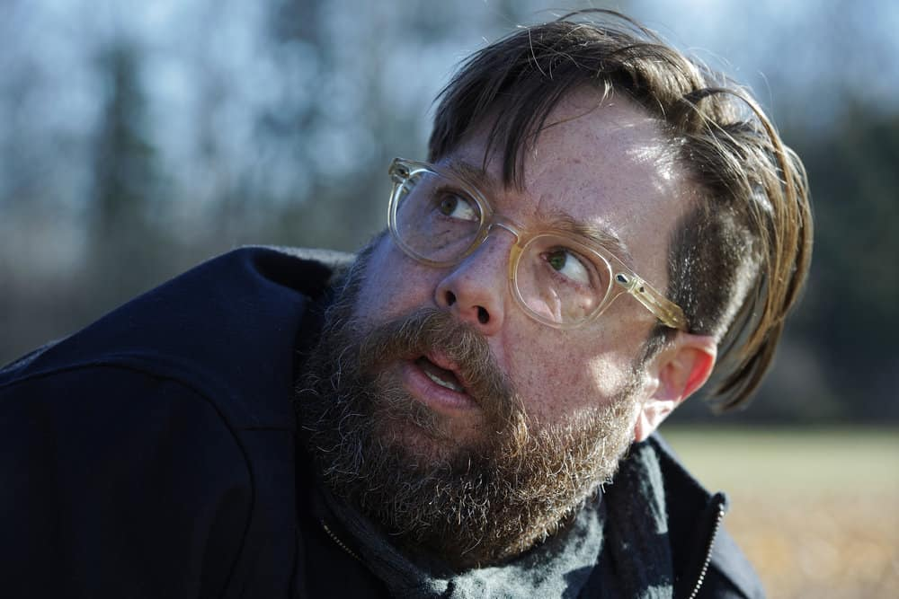 "FALLING WATER -- ""The Art of the Deal"" Episode 210 -- Pictured: Zak Orth as Bill Boerg -- (Photo by: Ben Mark Holzberg/USA Network)"