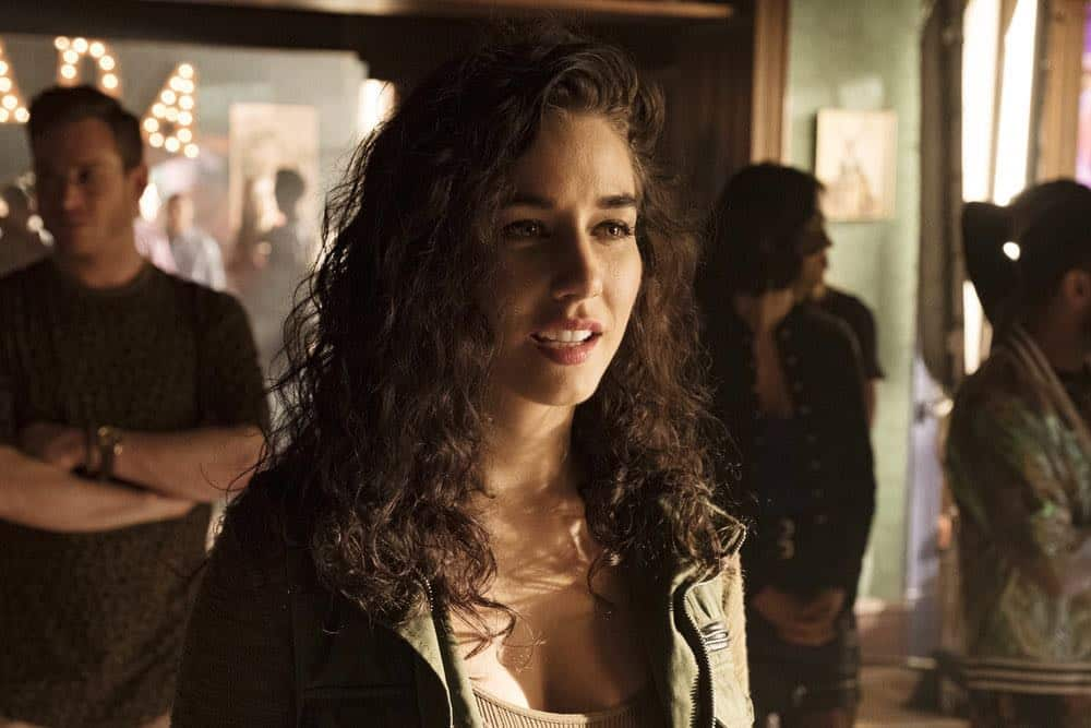 "THE MAGICIANS -- ""All That Josh"" Episode 309 -- Pictured: Jade Tailor as Kady Orloff-Diaz -- (Photo by: Eric Milner/Syfy)"