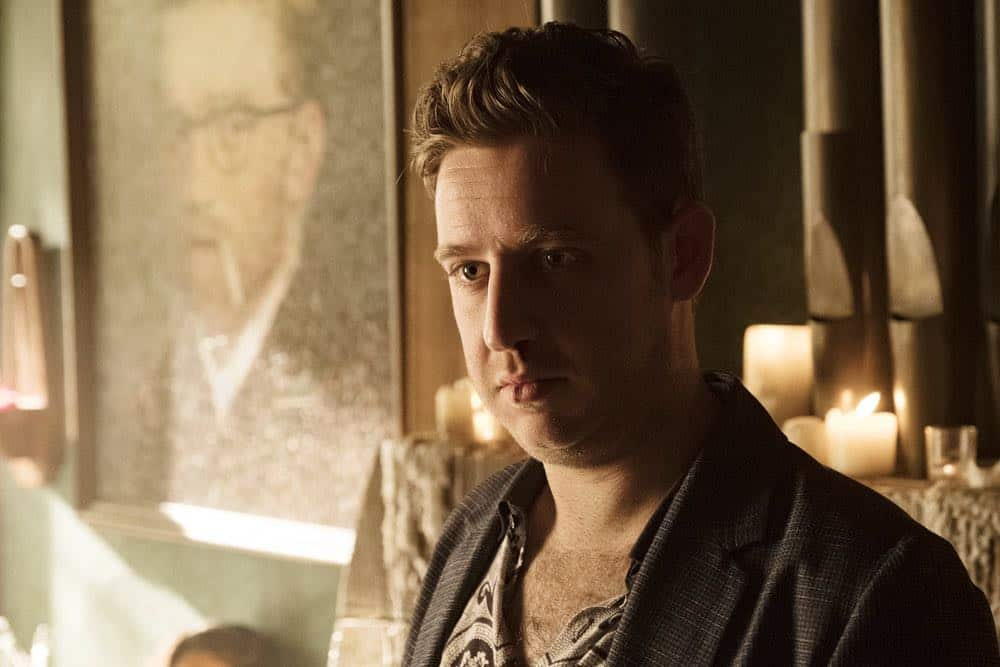 "THE MAGICIANS -- ""All That Josh"" Episode 309 -- Pictured: Trevor Einhorn as Josh Hoberman -- (Photo by: Eric Milner/Syfy)"
